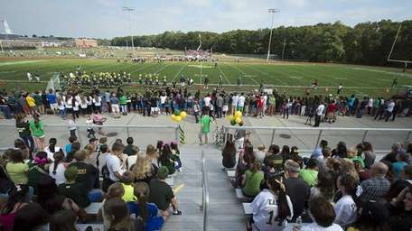 South Setauket students attend Ward Melville High School.