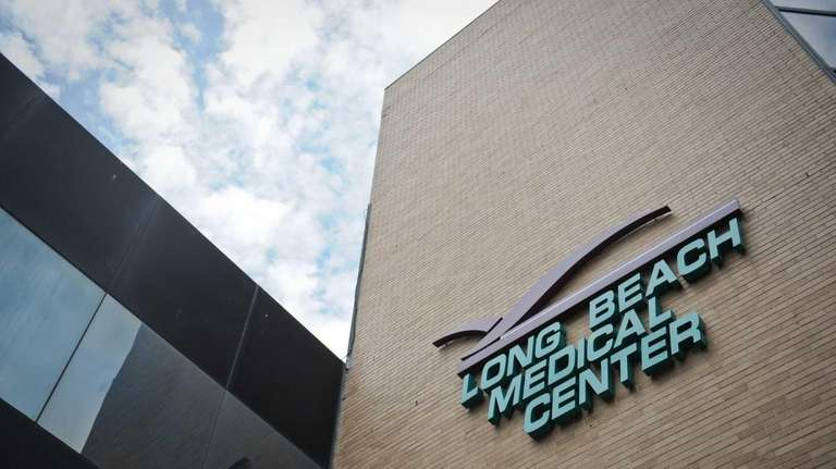 The Long Beach Medical Center, was closed by