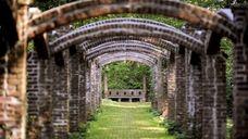 The arboretum at Long Island University, Post campus,