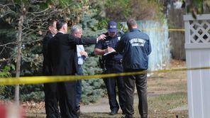 Investigators probe scene of shooting at the Babylon