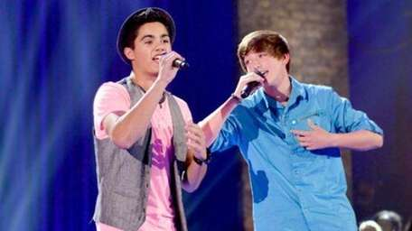 Forever in Your Mind, including Holbrook's Emery Kelly,