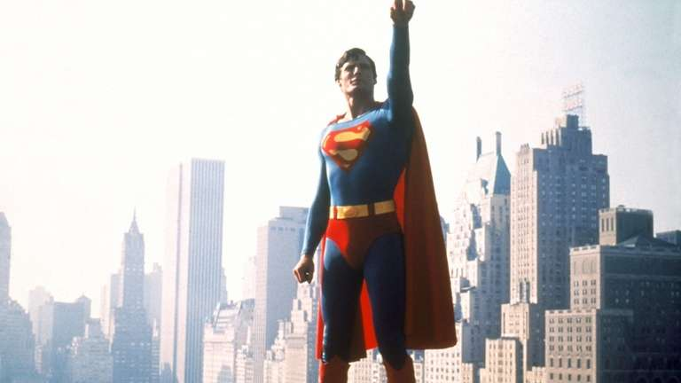 Christopher Reeve in