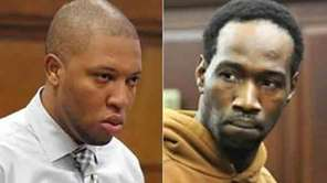 (L-R) Craig Wright, 29, of Queens, was indicted