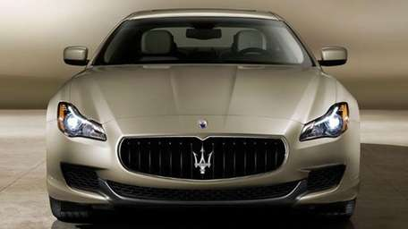 The overall character of the Maserati Quattroporte GTS