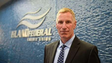 Bret Sears, president and CEO of Island Federal