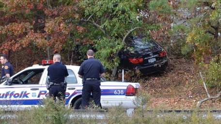 A man was killed after his vehicle went