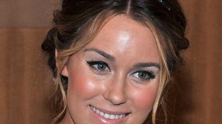 Fashion designer and reality TV personality Lauren Conrad