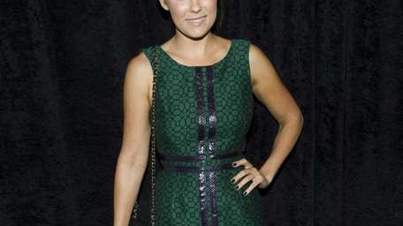Lauren Conrad attends the Tracy Reese Spring 2013