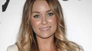 Lauren Conrad arrives at the launch party for