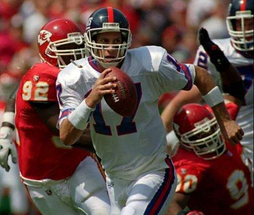 1995 RECORD: 5-11 The longest losing streak was