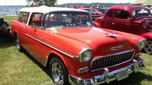 THE CAR AND ITS OWNER 1955 Chevrolet Bel