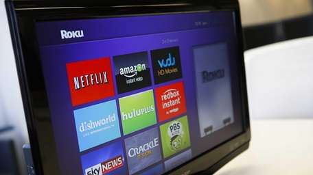 Netflix is available through systems like this Roku