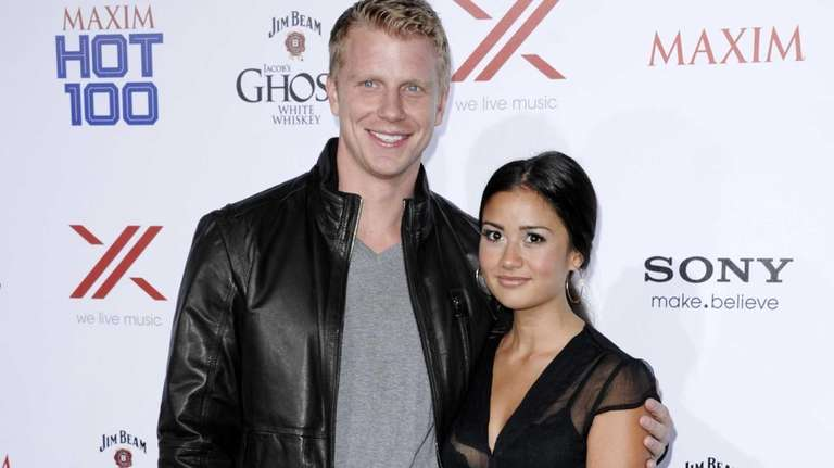Sean Lowe and Catherine Giudici from