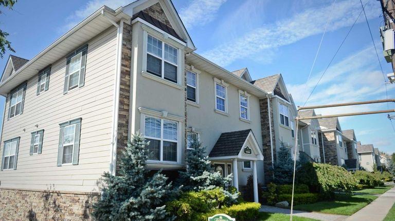 The apartments at 150 Secatogue Ave. at the