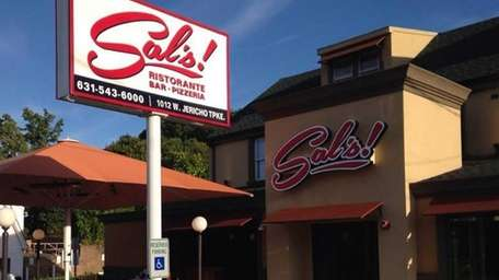 Sal's replaces DiMaggio's in Smithtown. (Undated)