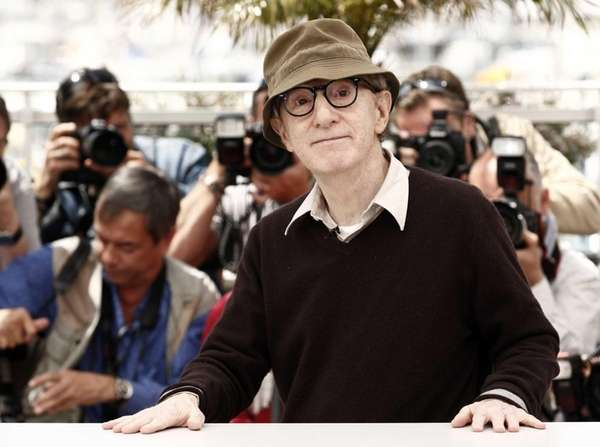 Woody Allen at the 63rd international film festival,