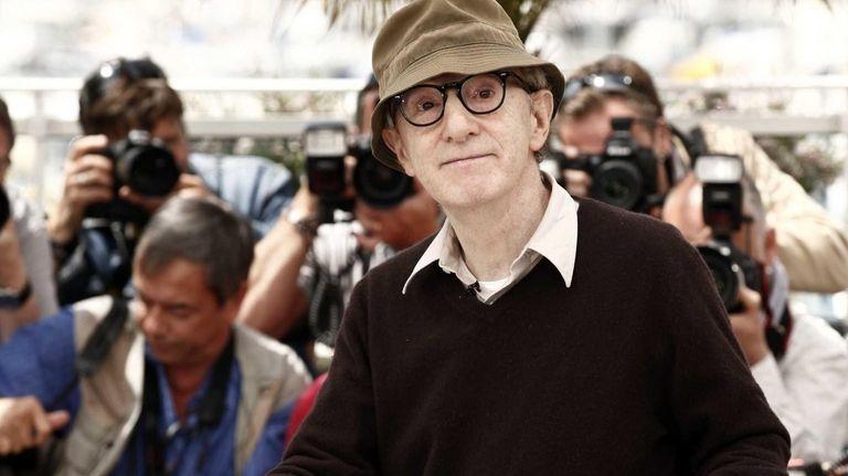 Woody Allen at the 63rd international film festival,