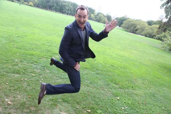 It's a wrap for Clinton Kelly's TLC makeover