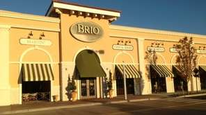 The new Brio Tuscan Grille at the Walt