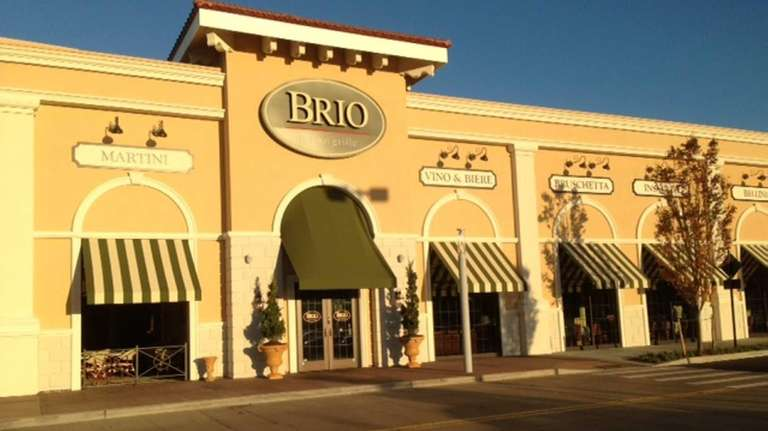 The New Brio Tuscan Grille At Walt