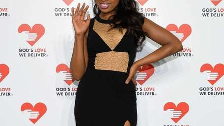 Jennifer Hudson attends God's Love We Deliver 2013
