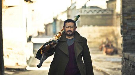 Jiang Wu as Dahai in