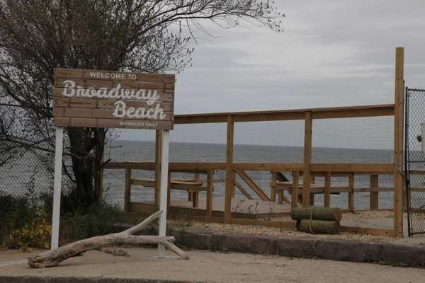 Rocky Point's Broadway Beach is run by the