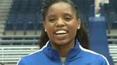 Hofstra senior guard Annie Payton. (Oct. 17, 2013)