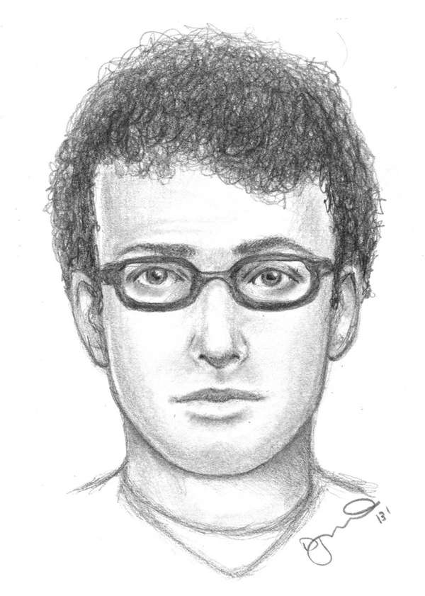 Suffolk County police have released a sketch of