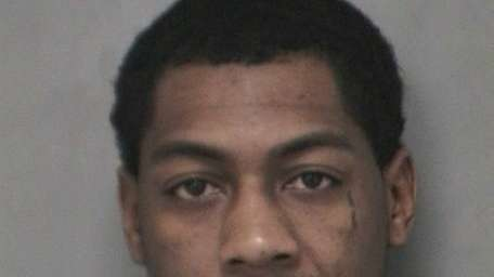 Davon Butler, 28, of Hempstead, was charged with