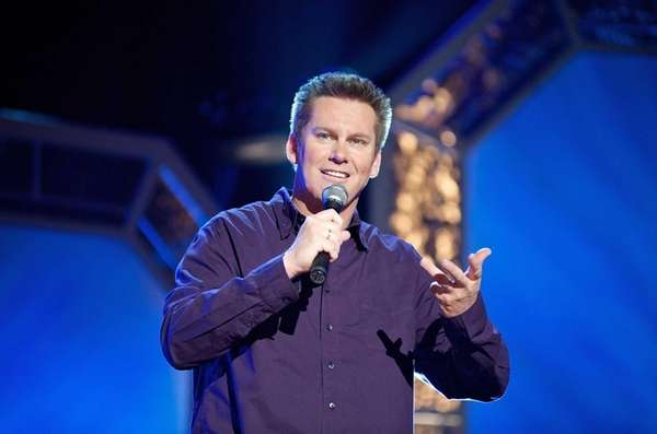 Comedian Brian Regan will perform at the NYCB