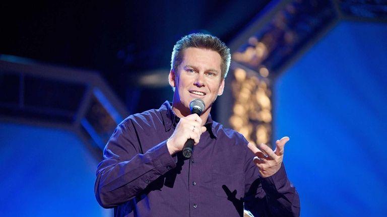 Comedian Brian Regan will perform at the NYCB