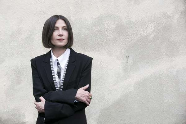 "Donna Tartt, author of ""The Goldfinch"" (Little, Brown;"