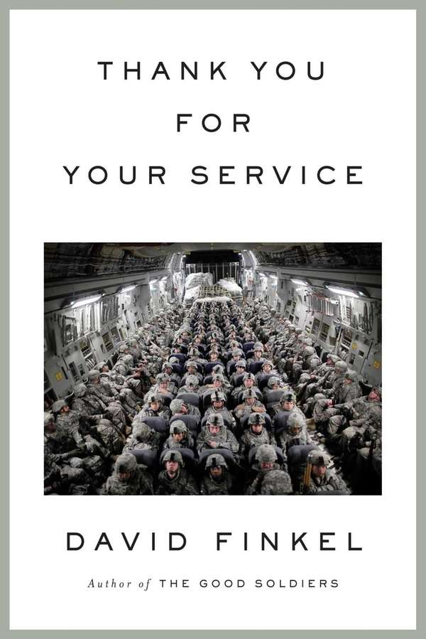 """Thank You for Your Service"" by David Finkel"