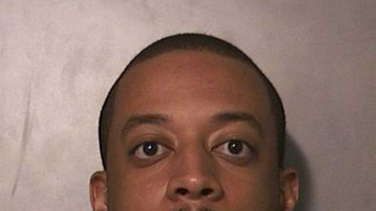 Investors Bank teller Osbourne Heron, 26, was arrested