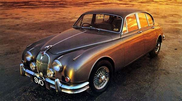 During it's eight-year run, nearly 84,000 Jaguar Mark
