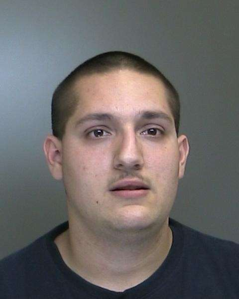 Police say Walmart employee Matthew Bulmer, 22, of