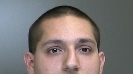 Police say Walmart employee Matthew Bulmer, 22, of