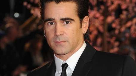 Actor Colin Farrell attends the Closing Night Gala