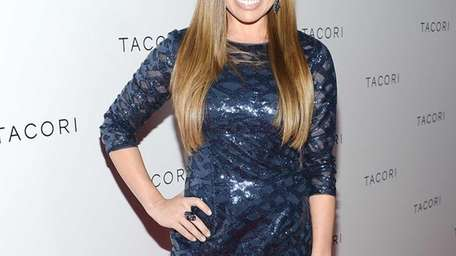 Danielle Fishel arrives at Club Tacori 2013 at