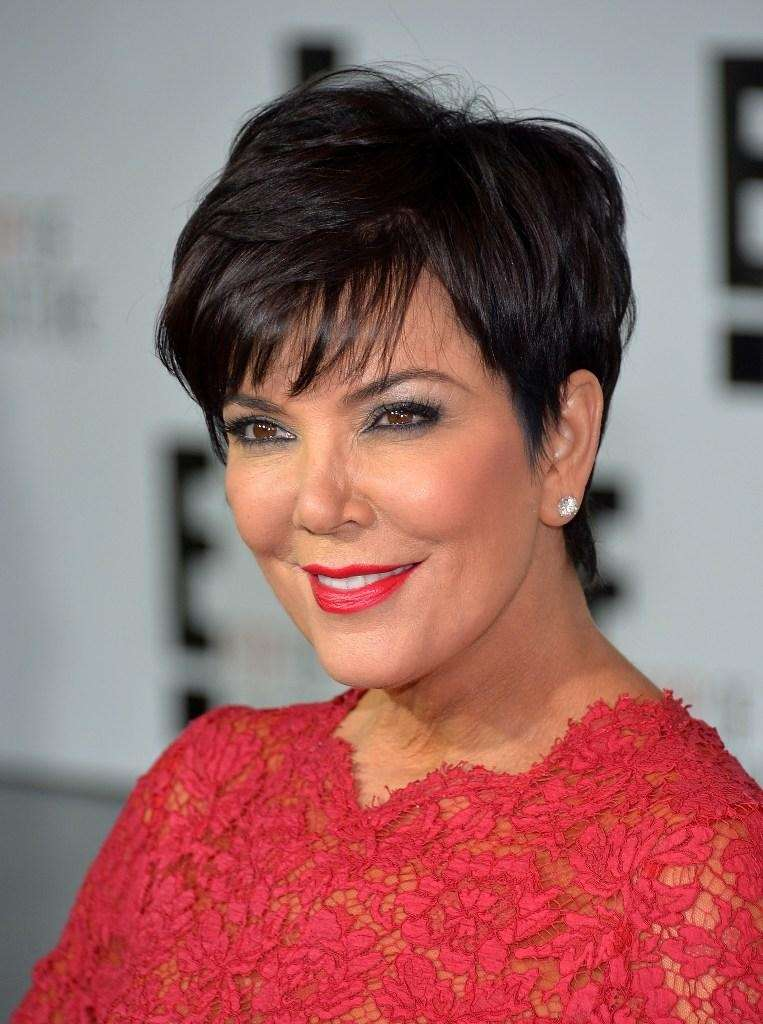 Reality TV star Kris Jenner, born on Nov.