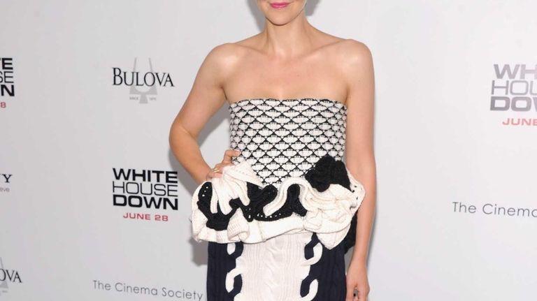 Actress Maggie Gyllenhaal, born on Nov. 16, 1977.