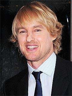 Actor Owen Wilson, born on Nov. 18, 1968.