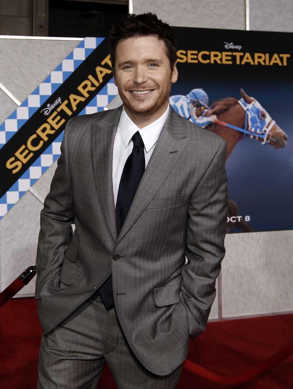 Actor Kevin Connolly, best known for the role