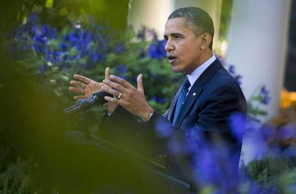 President Barack Obama speaks about the Affordable Care