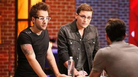 Will Champlin and James Wolpert get feedback from