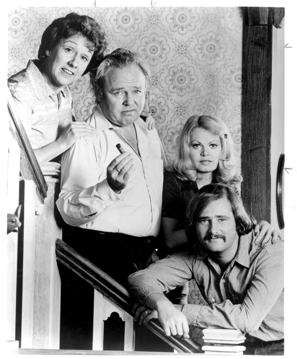 """All in the Family"" (No. 1 from 1971-76)"