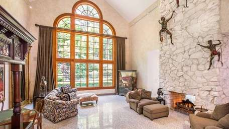This Upper Brookville estate, on the market in