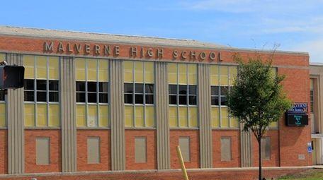 Malverne High School in Malverne