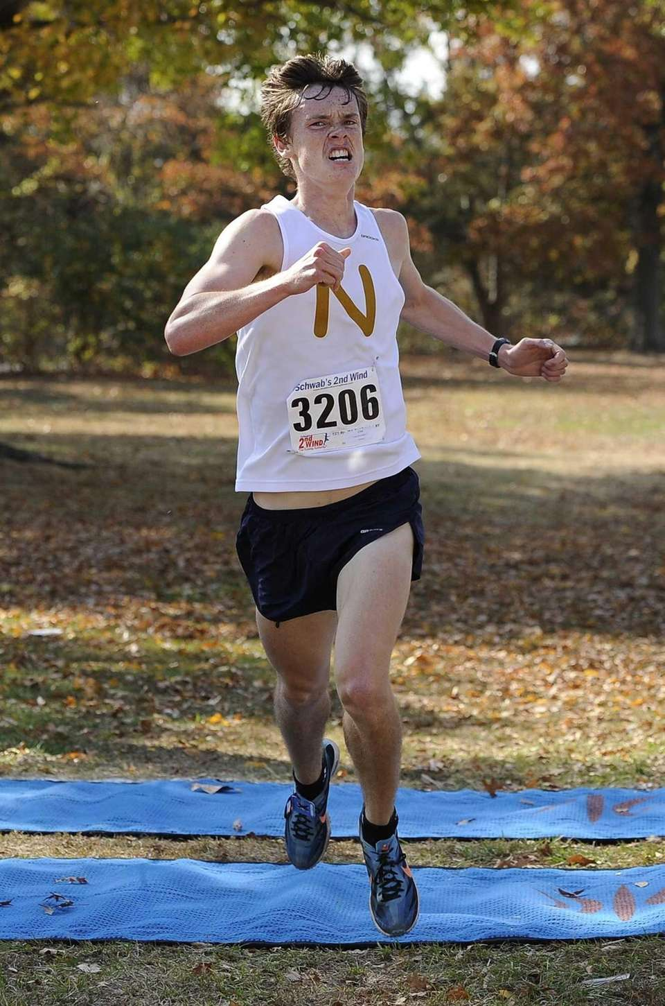 Northport's Mike Brannigan places first in the Suffolk